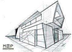 Bosquejando en ratos libres, plasmando ideas...  Proyecto: Edificio E Arquitecto: Martin T. Piña Técnica: Lápiz, Tinta china - Mano alzada  #PinneappleMoments