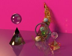 """Check out new work on my @Behance portfolio: """"3D polygonal design still life // just for fun"""" http://be.net/gallery/60654441/3D-polygonal-design-still-life-just-for-fun"""