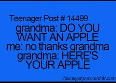 This is actually grandma damery