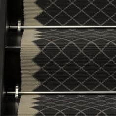 Designers and Makers of unique stripe runners, rugs and fabrics in natural fibres. Simply Luxury for Modern Living Stair Runners, Bloomsbury, Delft, Entrance, Taupe, Collections, Inspired, Rugs, Inspiration