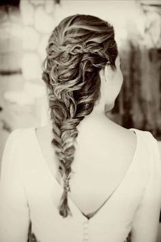 @AstridAyla, you should fishtail your hair