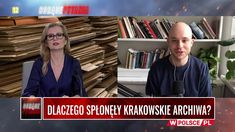 DLACZEGO SPŁONĘŁY KRAKOWSKIE ARCHIWA? Youtube, Fictional Characters, Fantasy Characters, Youtubers, Youtube Movies