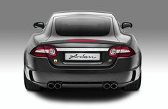 Arden Jaguar XK-R 5.0L Convertible/Coupe upgrade