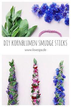 Smudge Sticks, Nice Ideas, Smudging, Diy, Salvia, Lavender, Future, Earth, Rhinestones