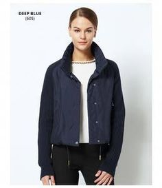 COTTON PADDED SHORT COAT FOR WOMEN  Women scoats fea3e9e87