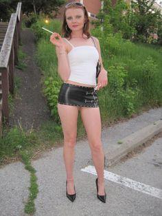 fucking german slut and she smokes a cigarette