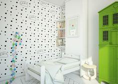 Wandgestaltung Im Kinderzimmer U2013 Bunte Tapeten Und Wandtattoos
