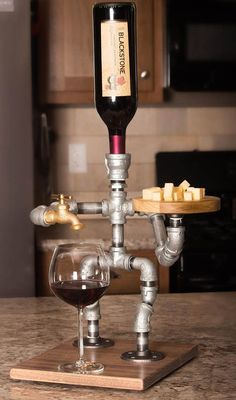 Home Design Ideas: Home Decorating Ideas Modern Home Decorating Ideas Modern Alcohol Dispenser Awesome Woodworking Ideas, Woodworking Plans, Woodworking Projects, Popular Woodworking, Woodworking Furniture, Woodworking Beginner, Woodworking Organization, Woodworking Classes, Woodworking Jointer