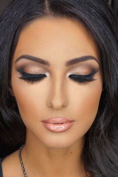 Eye Makeup Ideas and Bridal Eye Makeup You Just Can't Miss | make-up for beginners | make-up tips | make-up tutorial |make-up looks | make- up ideas | make-up hacks | make-up tricks | make-up diy | make-up eyes | make-up lips