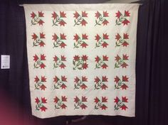 Part Two RMQM Red and Green Antique Quilts