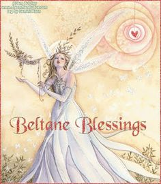 Beltane In A Week: Prayers and Ritual Honoring the Feminine