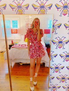 Cute Preppy Outfits, Preppy Dresses, Grad Dresses, Cute Summer Outfits, Preppy Style, Summer Dresses, My Style, Cute Sweatpants, Summer Lookbook