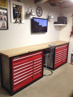 New Garage Organization Ideas- CLICK THE IMAGE for Lots of Garage Storage Ideas. 68694535 #garage #garagestorage