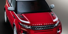 Adhesive vehicle hood decals with distinctive hood wraparound feature suitable for both Range Rover Evoque and Range Rover Evoque Coupé. Hood, left side and right side decals sold separately.  Color: Land Rover Black. * Please be aware that you need all 3 components (Hood, Left Side, Right Side) to have the full set.