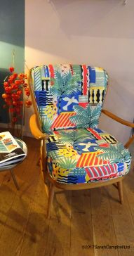 mudlarking on my mind's beach Sarah Campbell, My Mind, Accent Chairs, Scarves, Mindfulness, Colours, Beach, Furniture, Design