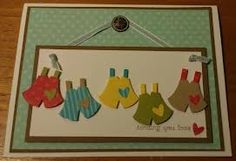 stampin up owl punch baby card - Google Search