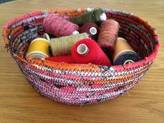 korg Bra Hacks, Textiles, Upcycle, Recycling, Scrap, Basket, Sewing, Bra Tips, Crafts