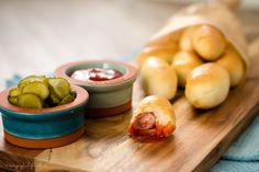 Mini Hot Dogs: genial einfach und lecker!