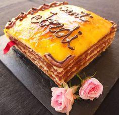 La cocina de Lola: Pastel de Sant Jordi