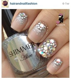 Cute nail design for summer - nail art by cocomelody site complet