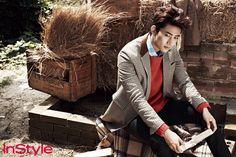 Taecyeon - InStyle Magazine September Issue 13