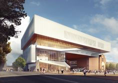New Museum for Western Australia Designed by HASSELL + OMA Breaks Ground