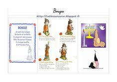 Le blog de Cathnounourse: yoga Yoga, Candle, Yoga Tips, Yoga Sayings