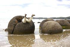 Stone spheres, New Zealand