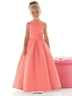 Flower Girl Dress FL4022 http://www.dessy.com/dresses/flowergirl/fl4022/#.Uf6M4xaK7ap