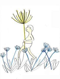 Enfants et fleurs - Julie Marie Cécile http://juliemariececile;wordpress.com