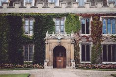 I have a terrible terrible obsession with old stone buildings and ivy and pretty gardens and doors. I want this to be my house. https://www.flickr.com/photos/oxcar/