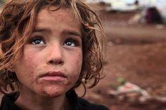 Child of war - Syria