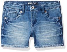 549bfc1d Levi's Big Girls' Levis Scarlett Denim Shorty Short * Review more details  @… Short