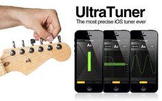 UltraTuner, nuevo afinador digital de IK Multimedia