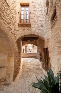 Calaceite Beautiful Places In The World, Most Beautiful, Creta, Secret Places, Countries, Mansions, House Styles, People, Travel