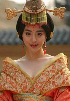 Tang Dynasty  China Attire