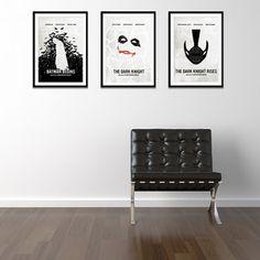 Print Essential Batman 3 Stk., 70€, jetzt auf Fab.