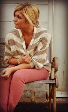 Cozy sweater coming soon!