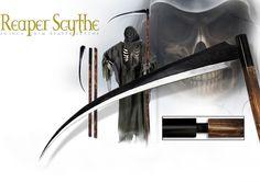 NobleWares Image of 80 inch Grim Reaper Scythe BK2311