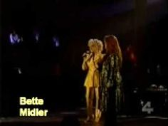 The Rose - Bette Midler & Wynonna Judd.  Two of my favorite musicians and one of the most beautiful songs. <3