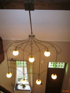 Verlichting: grote luster