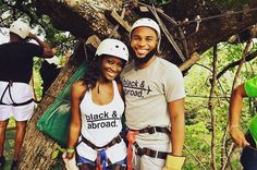 """@youngdeeno06: """"They told me not to fall in love how could I resist?"""" #blackandabroad in Santa Cruz Costa Rica."""