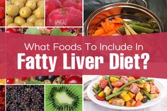 Fatty Liver Diet – Its Benefits Foods To Include And Avoid