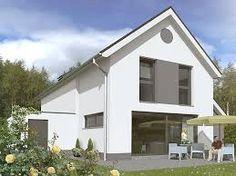 Fassadengestaltung beispiele modern  graue-fassadenplatte-aus-kunststoff.jpg (800×450) | Fassade ...
