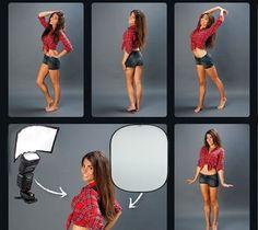 50 ideias de poses fotográficas para você tentar - 1ª parte