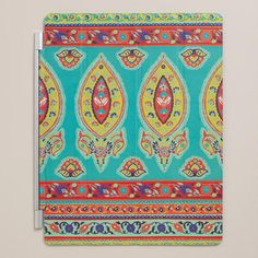 One of my favorite discoveries at WorldMarket.com: Maria Paisley iPad Cover --> for when I get an iPad
