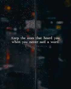 Positive Quotes : Keep the ones that heard you. - Hall Of Quotes Life Quotes Love, Mood Quotes, Attitude Quotes, Wisdom Quotes, True Quotes, Positive Quotes, Best Quotes, Motivational Quotes, Inspirational Quotes