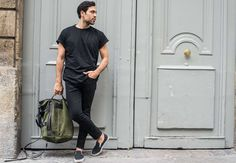 THE COOL TEXTURED BAG | MAN OF A KIND | Menswear Fashion and Style Magazine - Get Inspired, Get Advised and Get it Online,