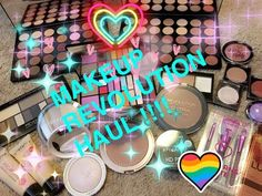 In case you missed it, here you go 🙌 NEW MAKEUP REVOLUTION HAUL! Amazing, affordable products! https://youtube.com/watch?v=yzqKhY34hQY