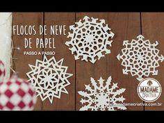 Mais passo a passo e dicas: www.madamecriativa.com.br Madame Criativa - O Portal DIY que mais cresce no Brasil! Artesanato, decoração, receitas, festas e mui...